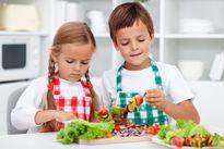 """Thực phẩm """"vàng"""" cho sự phát triển trí não của trẻ"""