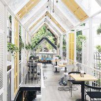 Tour các quán cà phê mới toanh cho dịp lễ 2/9 ở Hà Nội