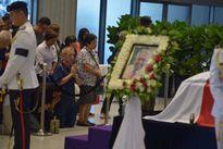 Người dân Singapore xếp hàng dài viếng cựu Tổng thống S.R.Nathan