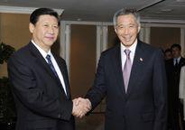 Trung Quốc xây 'con đường tơ lụa trên biển' qua Singapore