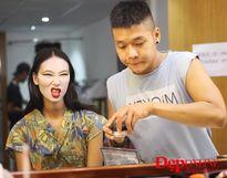 Loạt biểu cảm không thể không yêu của Trang Khiếu