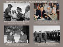 Xúc động ngắm 103 bức ảnh chân dung Đại tướng Võ Nguyên Giáp