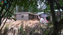 Hiểm họa từ những chiếc cầu treo sau bão số 3 ở Sơn La
