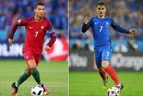 ĐIỂM TIN SÁNG (26.8): Ronaldo 'đá đểu' Griezmann, Maradona tố Messi gian dối