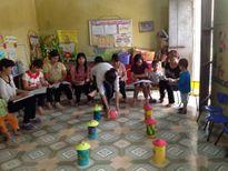 Kinh nghiệm tổ chức tiết học giáo dục phát triển vận động cho trẻ mầm non