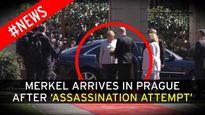 Thủ tướng Đức Angela Merkel bị ám sát hụt