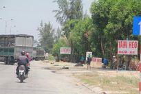 Quảng Nam: Nhiều bãi tắm heo tự phát hoạt động gây ô nhiễm môi trường