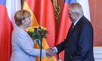 Thủ tướng Đức Angela Merkel bị ám sát hụt tại Séc
