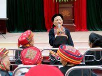 Lưu giữ hát ví của dân tộc Dao