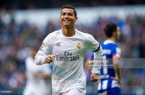 C.Ronaldo lần thứ 2 nhận giải Cầu thủ xuất sắc nhất châu Âu