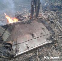 Những phi công Việt Nam dũng cảm cứu máy bay