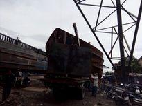 Tiền Giang: Đau đầu với xưởng đóng tàu tự phát