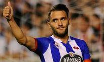 Arsenal mua được tiền đạo ngôi sao từ Deportivo