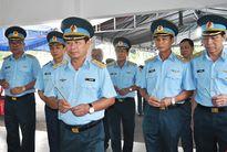 Truy phong Thiếu úy, công nhận tốt nghiệp với phi công Phạm Đức Trung