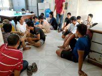 Tiền Giang: Triệt phá tụ điểm đá gà, bắt giữ 29 con bạc