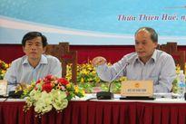 'Hội nghị Diên Hồng' bàn cách hỗ trợ và tái sản xuất hậu Formosa