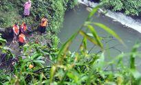 Thi thể nam sinh bị mất tích tại thác Đamb'ri đã được tìm thấy