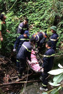 Cảnh sát cứu hộ vùng biên