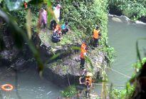 Tìm thấy thi thể nam sinh mất tích tại thác Đam Bri