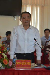 """Gỡ 11 """"nút thắt"""" để phát triển cơ sở hạ tầng giao thông Bình Định"""