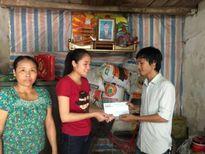 Quỹ nhịp cầu Plus chắp cánh ước mơ cho cô học sinh nghèo xứ Nghệ đến giảng đường