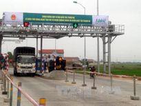 Trong tháng 10 lắp xong 28 trạm thu phí không dừng trên toàn quốc