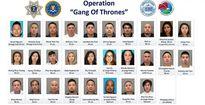 Bắt giữ băng đảng tội phạm đường phố Mỹ gốc Việt