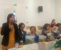 Hội LHPN Việt Nam: Tổ chức hội thảo 'Sức khỏe và an toàn thực phẩm đối với cộng đồng'