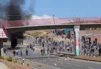 """Bolivia tuyên bố đập tan """"âm mưu đảo chính"""" của các thợ mỏ"""