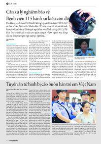 Một tòa án ở Trung Quốc tuyên tử hình bị cáo buôn bán trẻ em Việt Nam