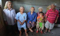 Ám ảnh gia đình... lùn nhất Việt Nam