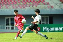 U19 Việt Nam vô địch giải giao hữu tại Myanmar