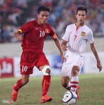 Lo tuyển bóng đá Việt Nam mỗi đội chơi một phong cách