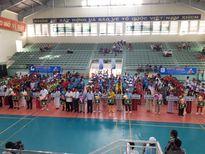 Tập đoàn Công nghiệp Cao su Việt Nam: Tổ chức hội thao công nhân viên chức