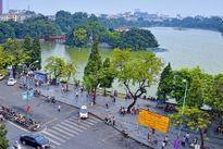 78 điểm trông giữ xe phục vụ đi bộ khu vực Hồ Hoàn Kiếm