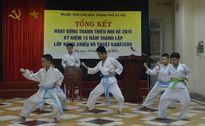 15 năm, thu hút hàng nghìn võ sinh Karatedo