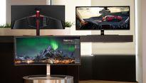 """LG ra mắt 3 màn hình Ultrawide mới: 34-38"""", USB-C, 144Hz, Google Cast, giá từ 600-1.500 USD"""