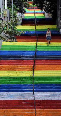 Những bậc thềm đẹp nhất thế giới