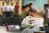 Thuê ô tô tự lái rồi làm giả đăng ký đi cầm cố