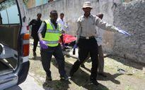 Đánh bom kinh hoàng tại văn phòng Tổng thống Somalia