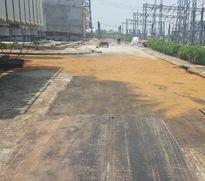 Vĩnh Phúc: Hàng nghìn lít dầu độc hại tràn ra môi trường