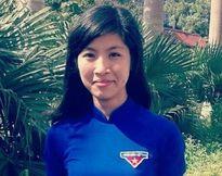 Nữ thủ khoa từng đạt 2 huy chương vàng điền kinh