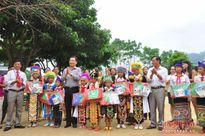 Đột phá giáo dục vùng cao Quế Phong