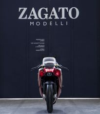 """Siêu mô tô """"hàng thửa"""" MV Agusta F4Z chính thức ra mắt"""