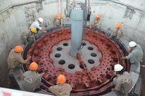 Hoàn thành tổ hợp rotor nhà máy thủy điện Krông Nô 2