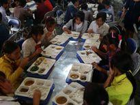 Báo Người Đưa Tin khánh thành nhà ăn cho học sinh bán trú Lào Cai
