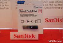 SanDisk iXpand: Giải pháp mở rộng lưu trữ cho iPhone