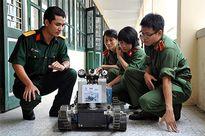 Học viện Kỹ thuật Quân sự công bố điểm chuẩn bổ sung