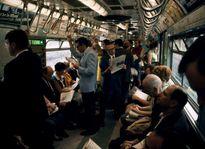 Ảnh màu đặc biệt về thành phố New York những năm 1960