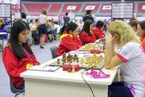 Đội nữ cờ vua Việt Nam xuống hạng 24 ở Olympic 2016